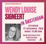 Wendy Louise, Bruna, Ik wil jouw baby, bestseller, signeersessie