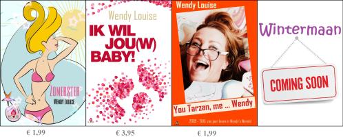 Bol, bestseller, Wendy Louise, ebook, eboek, Wens Boeken