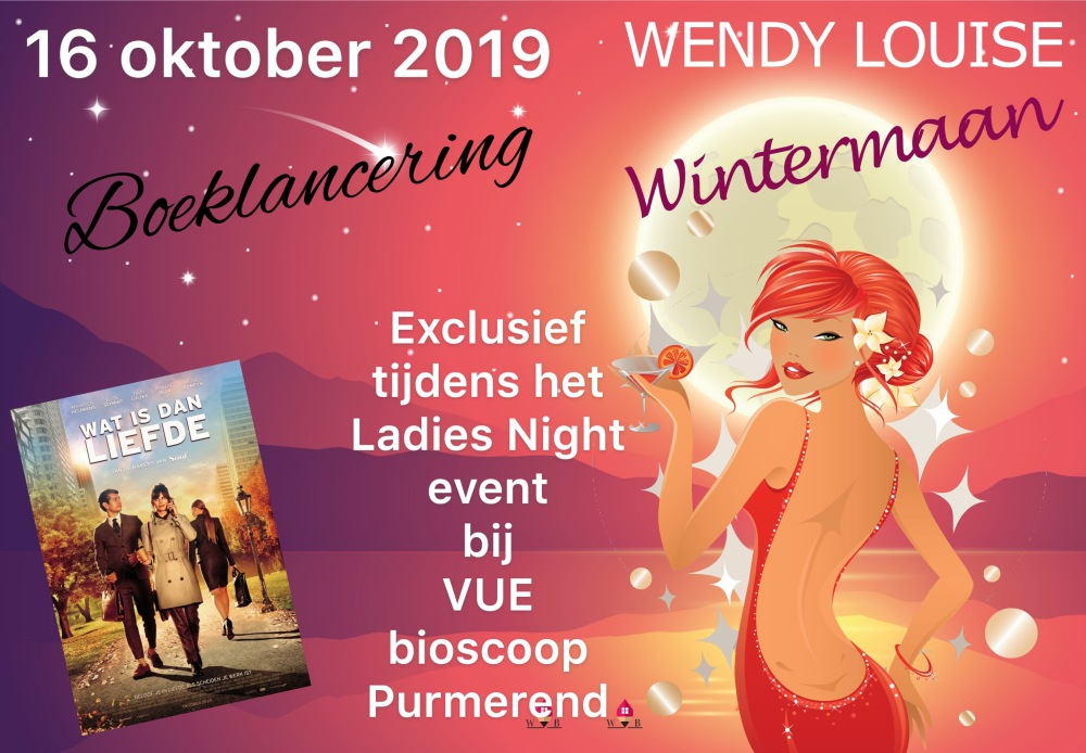 Wintermaan, Zomerster, Wendy Louise, Ladies Night, VUE