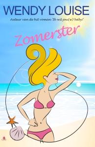 Zomerster, Wendy Louise, Seizoenenserie, boeken bestellen, boeken kopen, Uitgeverij Wens Boeken, Wens Boeken