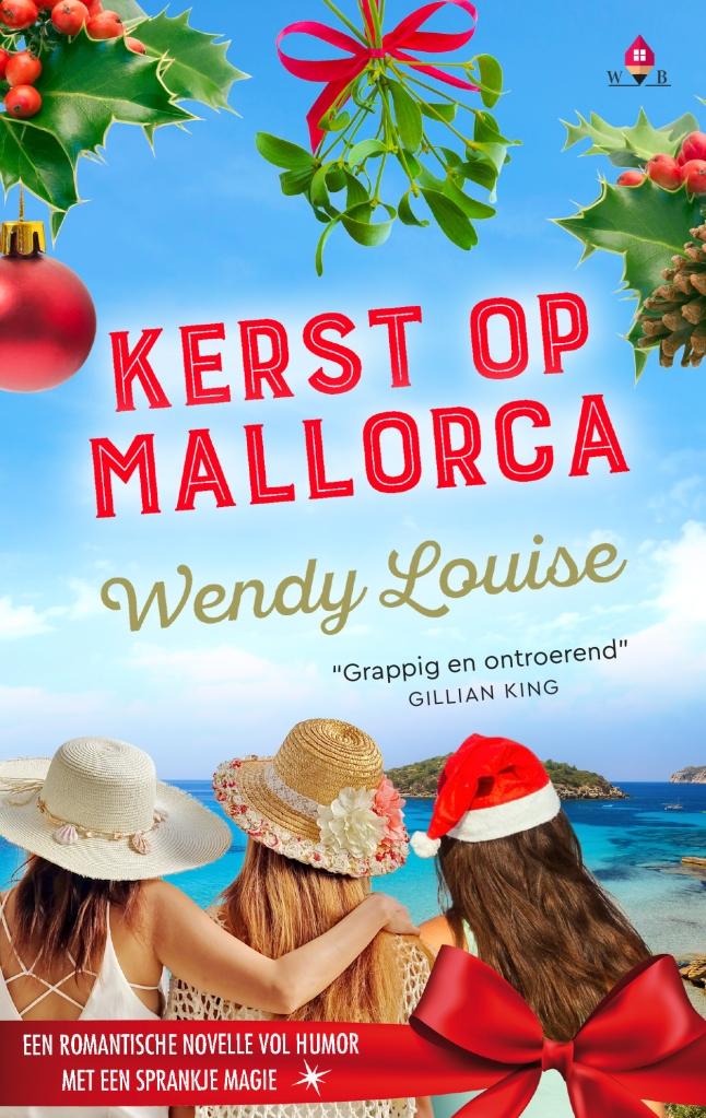 Kerst op Mallorca, Wendy Louise, Mallorca, novelle, Gillian King, paperflip